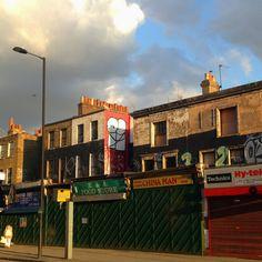 Stik, Dalston Lane