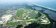 Golf test event held at Olympics golf course in Rio #golf #u4golf1