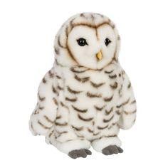 Mjukt WWF gosedjur i form av en fin fjälluggla. Uppfyller WWF ÖKO-tex standard 100 och är testad för att hålla tuffa tag för mindre barn. Animals, Barn, Products, Plush, Owls, Owl, Snow, Animales, Converted Barn