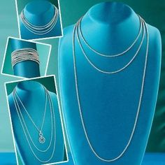f493f00d9 At 80 inches, this super-long strand of beads longs for a change. So wrap  it into dramatic layers. Keep wrapping to create a choker or bracelet.