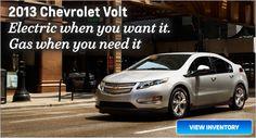 2013 Chevrolet Volt - Chevrolet Cadillac of Santa Fe |