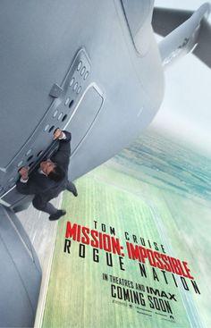 Mission Impossible 5 le titre et le premier poster devoiles.jpg