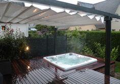 photos installation de spas en bretagne