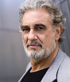 Placido Domingo - Met him backstage after an opera at the Kennedy Center where a family friend was performing under his direction.
