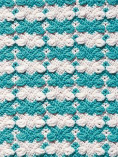 Afghans are fun to make, cozy to use and make wonderful gifts! This book is a reference tool you will use for years. The afghans can be crocheted using baby-, sport-, worsted or bulky-weight yarn and