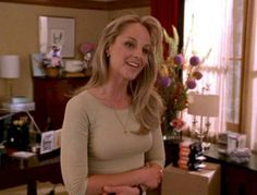 Helen Hunt faces discrimination in What Women Want. Image via Tumblr.