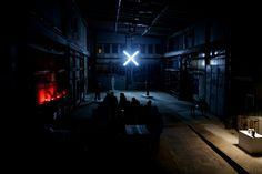 Sebastian Wanke, X, Diplom, Neon, Art, ©