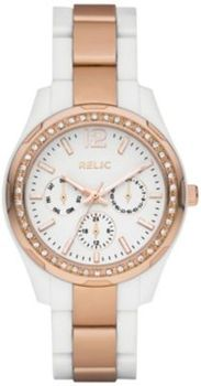 Relic Starla Rose Goldtone Mulifunction Watch