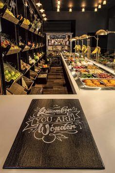 RAMBUTAN fruit studio: vintage fruit shop , Kiev, 2015 - Yaroslav Galant innovative design®