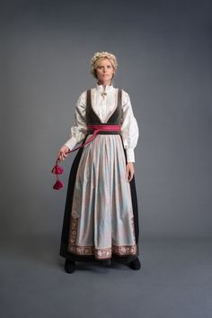 Folk Costume, Costumes, Folk Art, My Design, Suits, Medieval, How To Wear, Dresses, Fashion