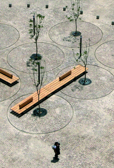 Comunitario #bench by Diana Cabeza. www.santacole.com                                                                                                                                                                                 More