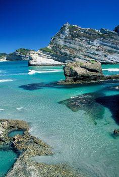 Archway Islands, Wharariki Beach, Golden Bay, New Zealand