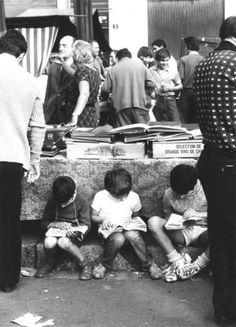 par le photographe Mario Cattaneo (1916 – 2004)