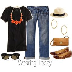 """""""Wearing Today!"""" by kristy628k on Polyvore"""