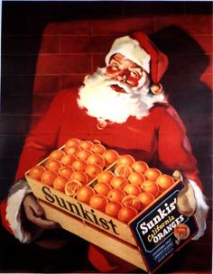 Oranges for Stockings