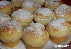 Bakery Recipes, Baby Food Recipes, Sweet Recipes, Cooking Recipes, Sweet Cookies, Hungarian Recipes, Sweet And Salty, A 17, Food To Make