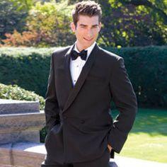 Allure Double Breasted Shawl by Calvin Klein  #Tuxedo #tuxedorental #groom #wedding #weddingplanning #prom #tux