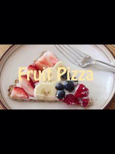 healthy fruit pizza STEP BY STEP #Food #Drink #Trusper #Tip