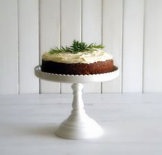 Lemon & Rosemary cake