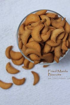 Maida Biscuit / Halfmoon cookies - Recipe Book