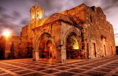 Image Of The Day - Byblos - One Of The World's Oldest Continuously Inhabited Places - MessageToEagle.com