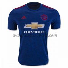 Neues Manchester United 2016-17 Fussball Trikot Kurzarm Auswärtstrikot Shop
