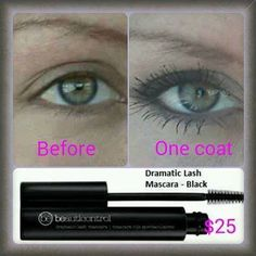 ON-LINE SAVINGS, ENDS 9-30-16!!! Dramatic Lash Mascara $22!! www.beautipage.com/marilynmccoy # 20669 blk, #20670 brown TOSS those FALSIES!!! 'DRAMA FOR THE EYES' W/a SINGLE BOLD SWEEP: Volumizes, Curls, Separates, & gives High Definition, NO FLAKING/ CLUMPING! NO FIBERS/FILLERS!  #SHOPONLINE #DEALS #ENTREPRENEUR #MARVELOUSMARILYN #GREATOFFERS #BEAUTIFULEYES #BEAUTICONTROL