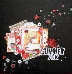 Summer 2012 - Scrapbook.com