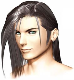 VIII Laguna Loire is a temporarily playable character in Final Fantasy VIII. For most of the game the player experiences Laguna through playable flashbacks explained to the player as the main characters' dreams. He wields a machine gun.