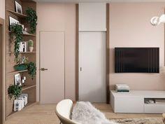 Scandinavian Style Interior Infused With Garden Greenery: Interior Design Ideas - elena.masala@gmail.com - Gmail