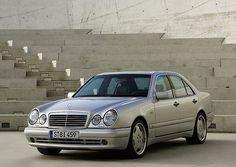 Mercedes-Benz E 50 AMG W 210