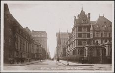 Looking down 5th Avenue from 58th Street - Museum of the City of New York