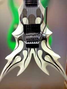 This was a really cool B.C Rich Guitar we saw at this year's Winter NAMM Show. for more dean guitars go to GoDpsMusic.com and to check out other images from NAMM visit our Facebook Instagram and Youtube pages.  #music #BCrichguitars #guitar