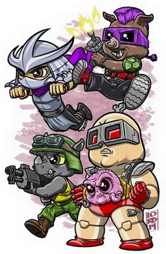 """The race is close 4 skateboard design! Head over 2 FB & 👍🏽! Cartoon Pics, Cartoon Drawings, Cartoon Characters, Iconic Characters, Ninja Turtles Art, Teenage Mutant Ninja Turtles, Ninja Turtle Drawing, Lord Mesa Art, Usagi Yojimbo"