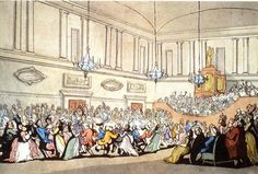 This post is not going to detail the history of the Upper Rooms and their significance to Jane Austen -that is for another post, another day. But I thought you might like to see details of its posi… Jane Austen Bath, Visit Bath, Basement Painting, Victoria Art, Big Battle, Country Dance, Regency Era, Portsmouth