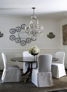 If I had a dining room...