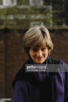 Lady Diana Spencer (1961 - 1997), the future Princess of Wales, circa 1980.