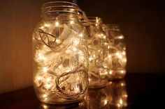 8 Easy DIY Projects to Prep for the Holidays #diy #holidays #christmas #decorations #masonjar