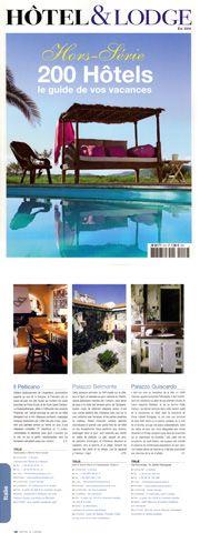 Palazzo Belmonte - Rassegna stampa - Palazzo Belmonte - Hotel 4 stelle a Santa Maria di Castellabate