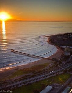 Ventura, CA - I spent a lot of my childhood on this beach and pier. Love it.