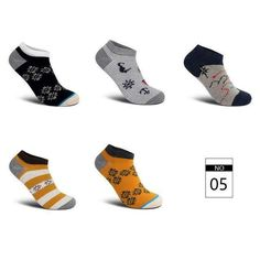 5pairs/lot High Quality Colorful Happy Socks Men Funny Cotton