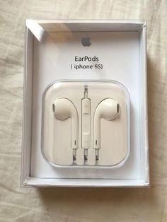 Newest Original Genuine EarPods Earphones For Apple IPhone 6 Plus/5S/5c/4S  #Apple