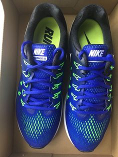 huge selection of b675e 30d2c Men s Nike Air Zoom Pegasus 33, Size 8.5 For  60.