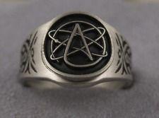 Atheist ring Atomic Atheist Symbol - Size 9  $22