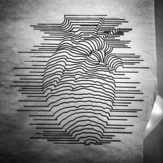 Just lines tho ♥➖➖➖➖➖➖➖➖➖➖♥ Tattoo shared by thomasetattoos