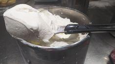Ricetta Professionale del Gelato al Fiordilatte Latte, Ice Cream, Make It Yourself, Desserts, Food, No Churn Ice Cream, Tailgate Desserts, Deserts, Icecream Craft