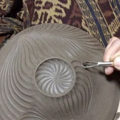 nantan_pottery click now for more. Pottery Tools, Pottery Classes, Slab Pottery, Thrown Pottery, Ceramic Pottery, Pottery Wheel, Pottery Vase, Ceramic Decor, Ceramic Design