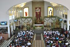 Happy Feast Day San Vicente Ferrer....  Thank You for all the blessings. ☝