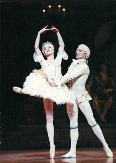 Aurelie Dupont and Manuel Legris - Paris Opera Ballet Sleeping Beauty