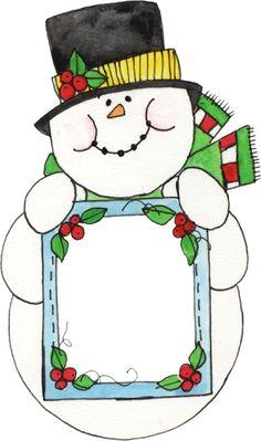 frame Christmas Border, Christmas Tag, Christmas Pictures, Christmas Crafts, Christmas Graphics, Christmas Clipart, Christmas Printables, Illustration Noel, Illustrations